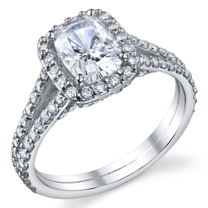 eternity engagement rings budget