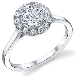 Diamond Eternity Engagement Rings Budget Diamond Engagement Rings