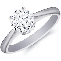 Jane Diamond Solitaire by Eternity