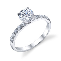 Tammy Diamond Engagement Ring (.45 ctw.)
